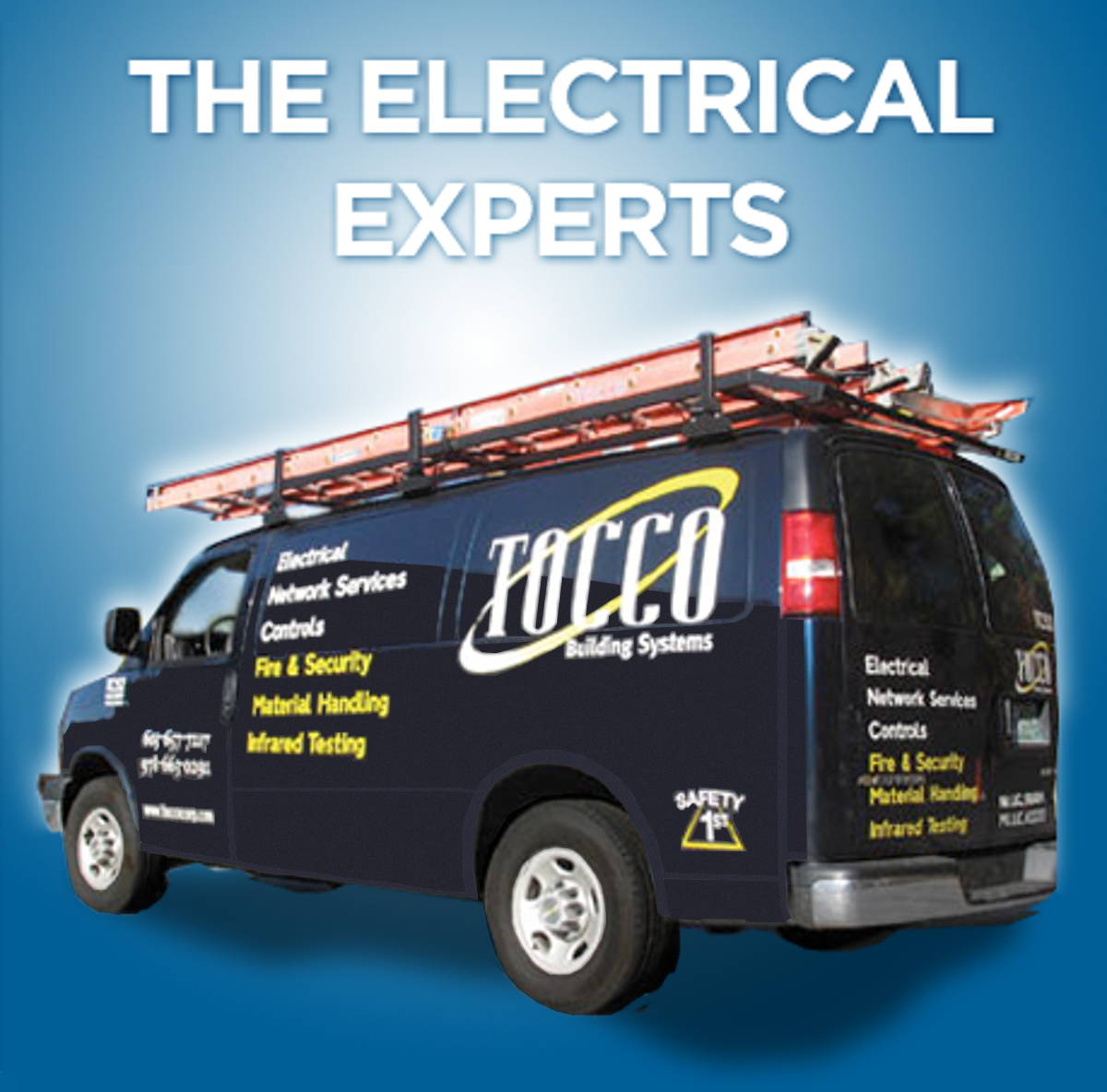 TOCCO Building Systems The Electrical Experts