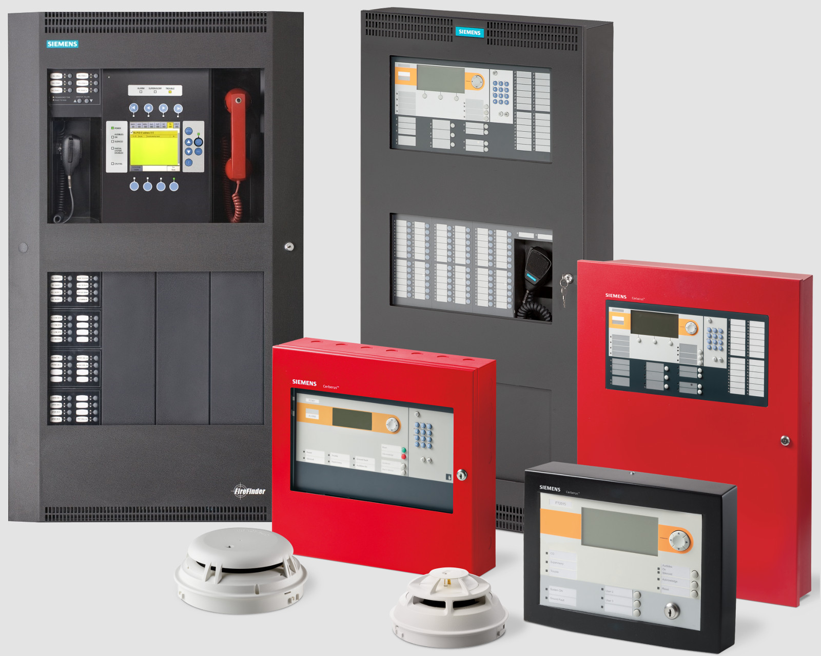 Siemens Fire Control Products