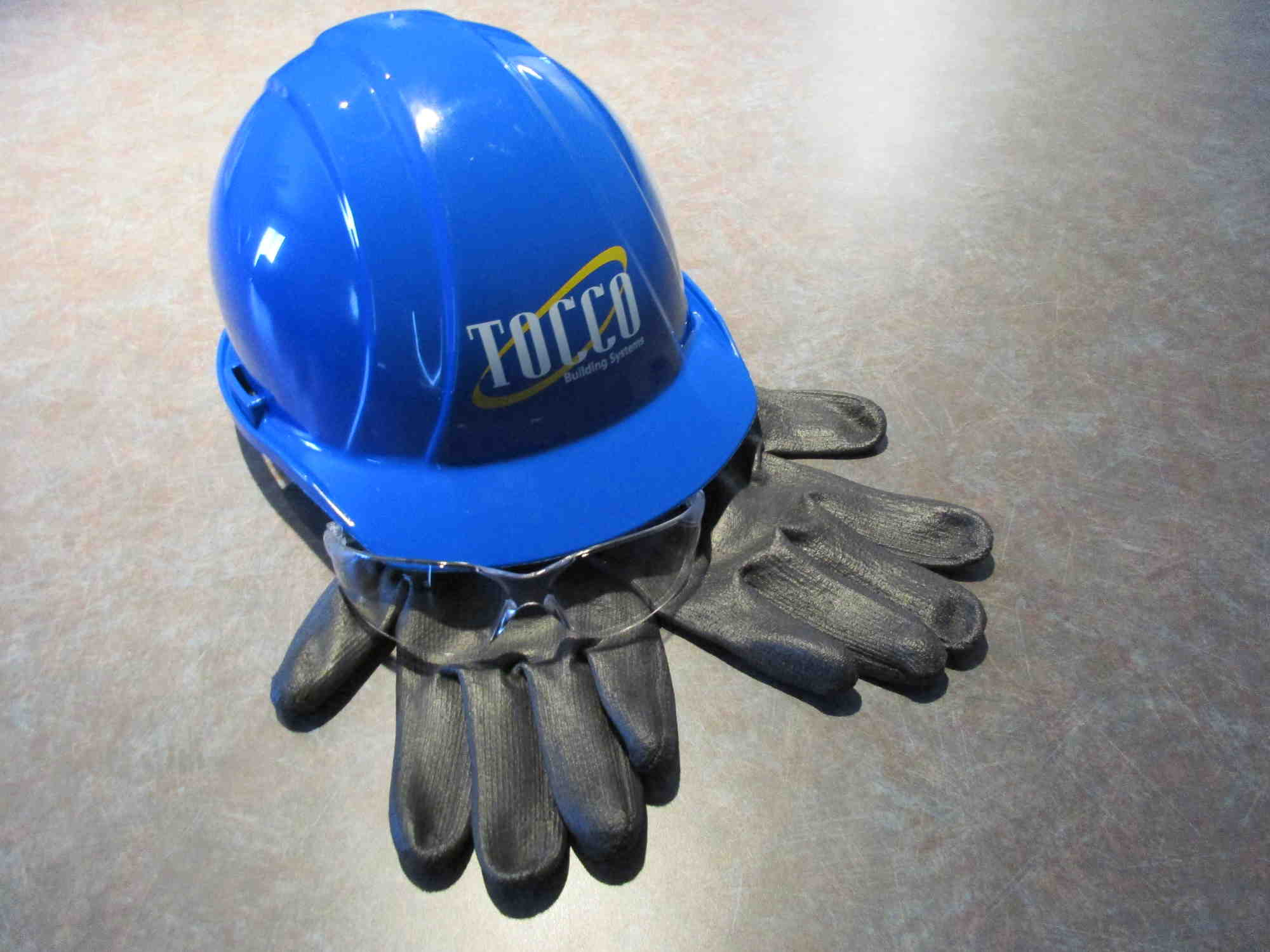 TOCCO Personal Protective Equipment